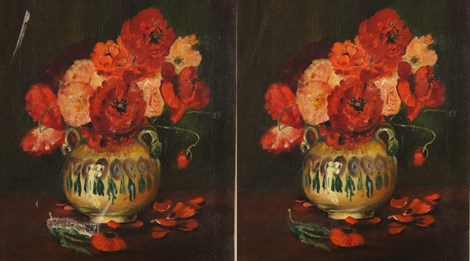 Subject: Vase with Flowers